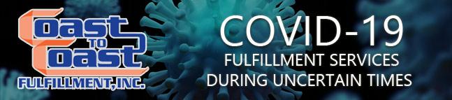 coronavirus fulfillment services covid-19
